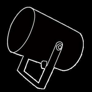 Projection Speaker