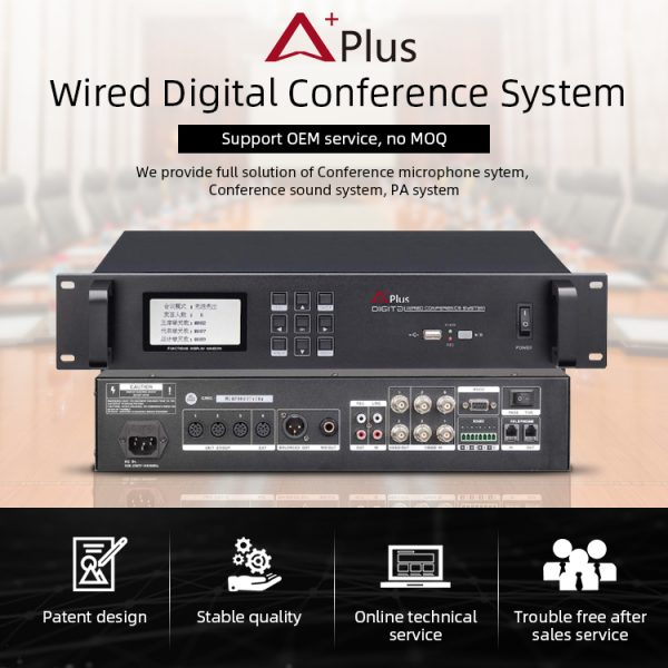 conference system AC6610-3
