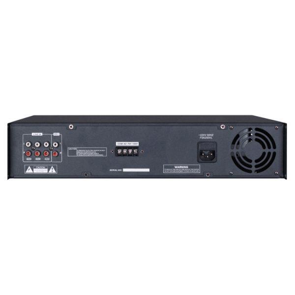 2U Mixer Amplifier