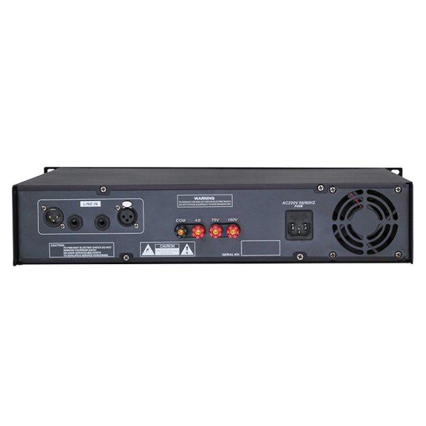 2U Power Amplifier-2