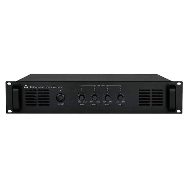 4-CH Power Amplifier-1